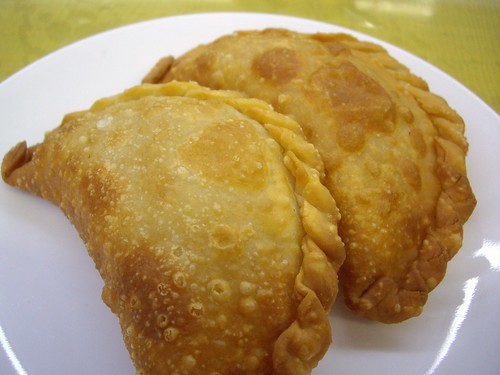 Cheese Empanadas at Los Galapagos | by swampkitty