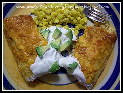 Chicken Enchiladas | by CinnamonKitchn