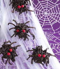 Chocolate Spiders | by Contra Costa Times