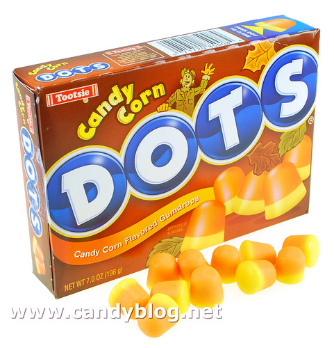 Candy Corn Dots | by cybele-