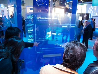 CES: Intel Booth | by R.KeithCostin