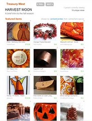 Featured in JenSanCandles gorgeous treasury!!!! | by AeFondKis