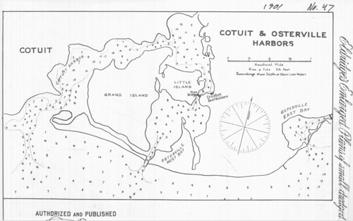 Cotuit and Osterville Harbors [Massachusetts] | by uconnlibrariesmagic