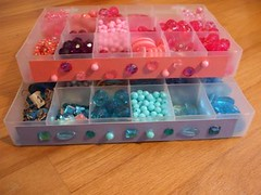 Organize Your Beads with Beaded Labels | by susanstars