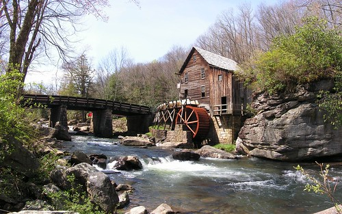 Glade Creek Grist Mill - Babcock State Park, West Virginia | by Trodel
