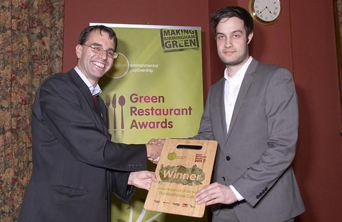 Birmingham green restuarants 2011 alex claridge of the for The green room birmingham
