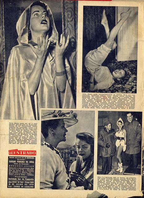 Século Ilustrado, No. 915, July 16 1955 - 1