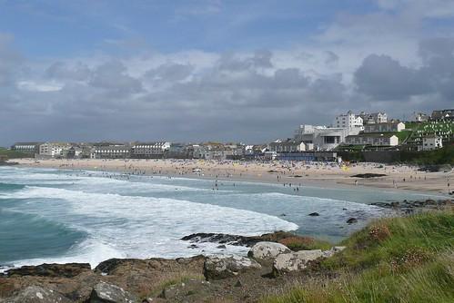 St Ives Best Beach