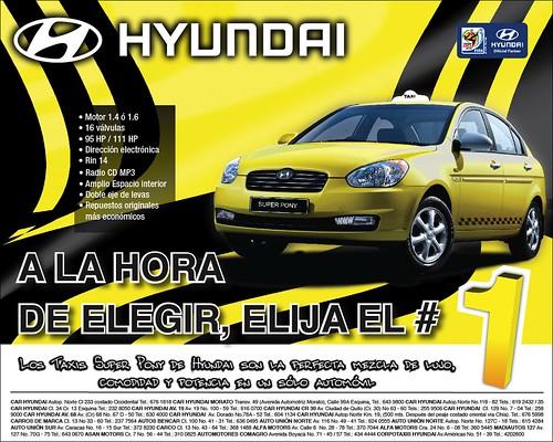 Hyundai Super Pony
