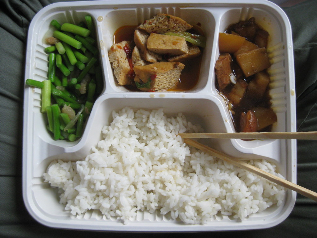 Train dinner