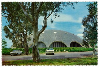 Australian Academy of Science, Gordon Street and McCoy Circuit, Acton, ACT [17] | by canberra house