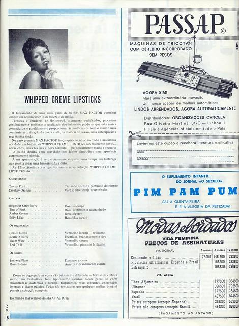 Modas e Bordados, No. 3179, January 10 1973 - 7