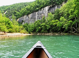 Canoeing the Buffalo National River - Arkansas | by Adavis826
