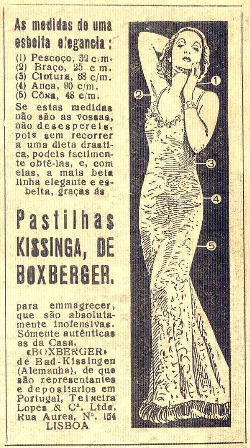 Modas e Bordados, No. 1617, February 1943 - 19c