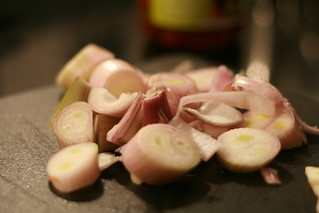 chopped shallots | by missy & the universe