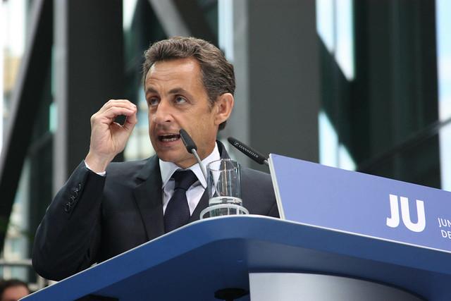 Rede Nicolas Sarkozy