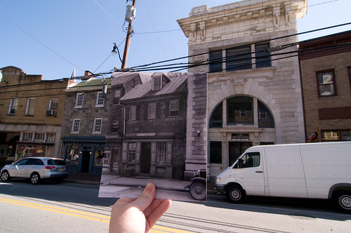 Looking Into the Past: 8133 Main Street, Ellicott City, MD | by jasonepowell