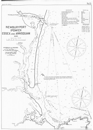 Newburyport [and] Ipswich [and] Essex and Annisquam, Mass. | by uconnlibrariesmagic