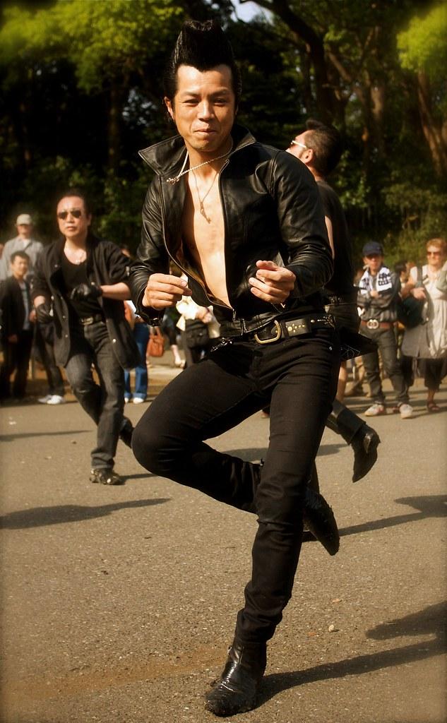 Dancing Tokyo Greaser