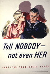 Tell NOBODY - not even HER | by The National Archives UK