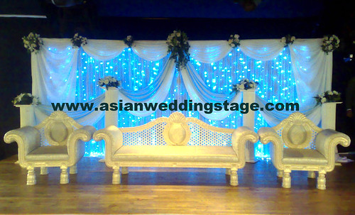 wedding stage decoration | by wedding stage