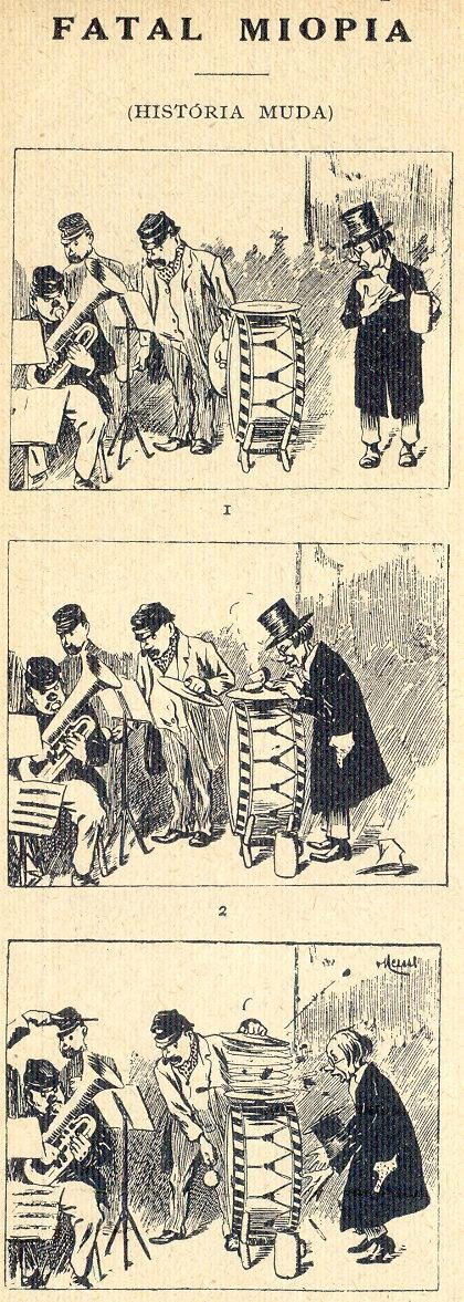 Almanaque Bertrand, 1934 - Fatal Shortsight 43
