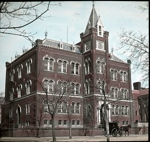 Charles Sumner School | by DC Public Library Commons
