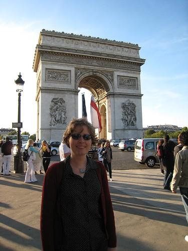 Cafe Triomphe Paris