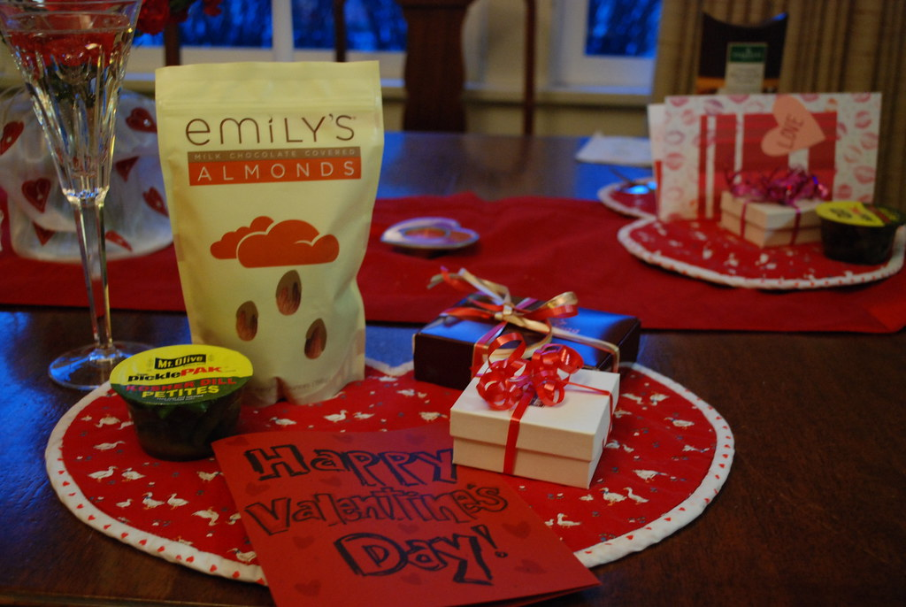 Valentine gifts that aren't candy