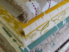 latest fabric stack | by birds & trees