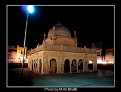 Old Temple in Lahore | by M.Ali Bhatti {trying to catch up with flickr}