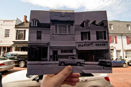 Looking Into the Past: Main Street, Annapolis, MD | by jasonepowell