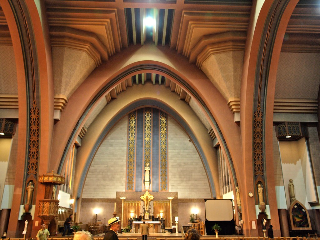 Église St-Jean-Berchmans