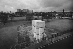 Rachel Whiteread House | by Philip Grisewood