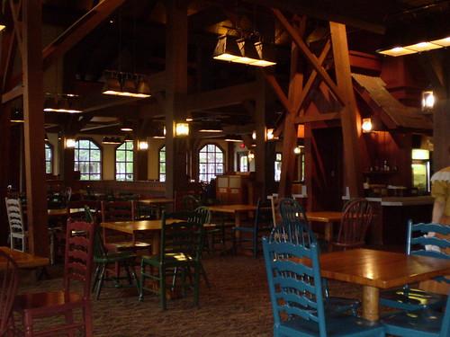Port Orleans Riverside Restaurant Kyle Flickr