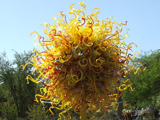 Chihuly: The Nature of Glass at Desert Botanical Gardens | by kikolani
