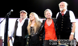 Fleetwood Mac on March 3, 2009 in St. Paul, MN | by Live Rock Journal