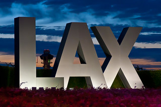 LAX | by Marc Evans Photography