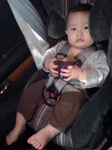 Forward Facing Car Seat With Smallest Footprint