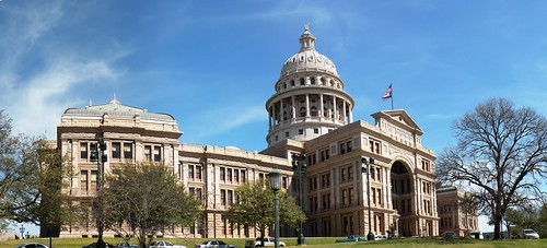 Texas Capitol Panorama