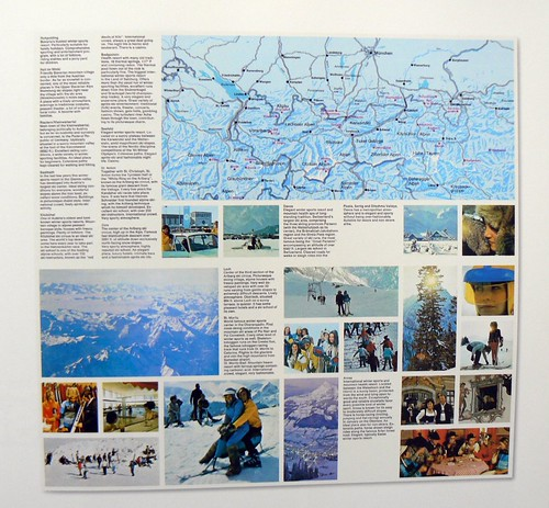 Otl Aicher Lufthansa Destination Brochure | by T a l.