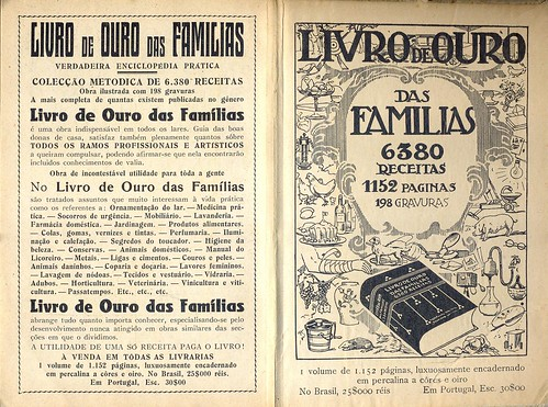 Almanaque Bertrand, 1934 - Families' Golden Book 76