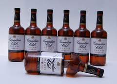Canadian Club Bottle USB Drive | by CustomUSB.com