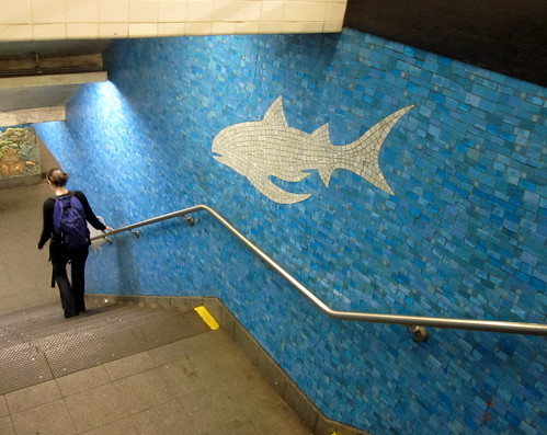 Subway To Natural History Museum