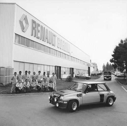 renault gordini factory 1979 flickr photo sharing. Black Bedroom Furniture Sets. Home Design Ideas