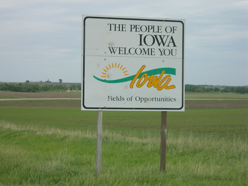 Welcome to Iowa | by jimmywayne