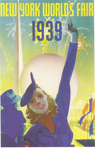 New York World's Fair Poster (1939) | by MsBlueSky