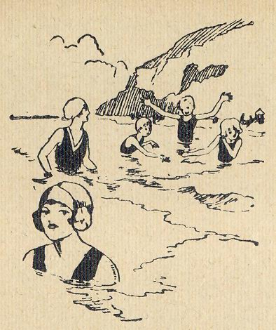 Almanaque Bertrand, 1934 - 40
