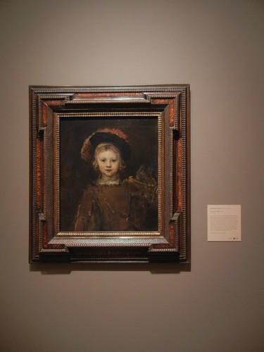 DSCN7591 _ Portrait of a Boy, 1655-60, Rembrandt van Rijn (1606-1669), Norton Simon Museum, July 2013