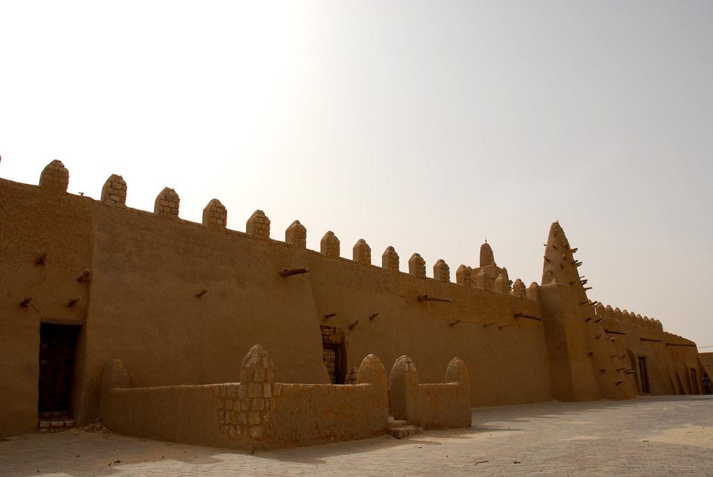 La Grande Mosquée Djingareyber de Tombouctou